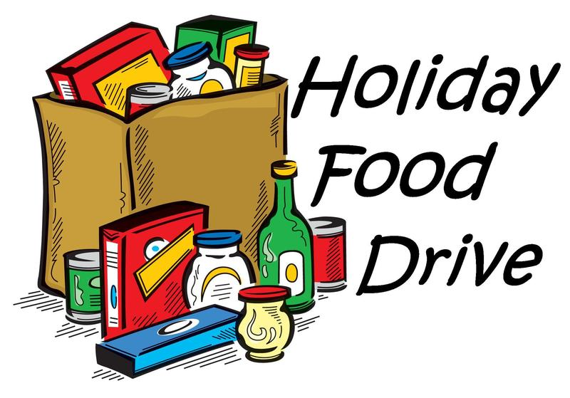 The Annual Food Drive is underway Featured Photo