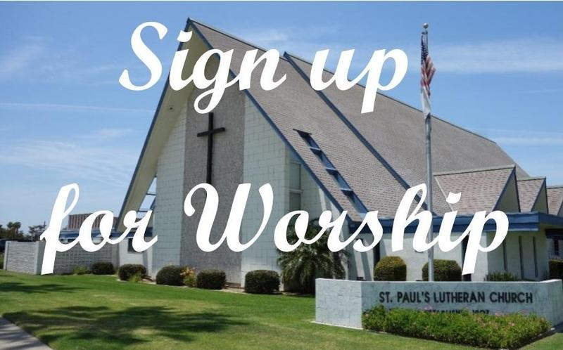 Sign Up To Attend Worship on September 19-20 Featured Photo