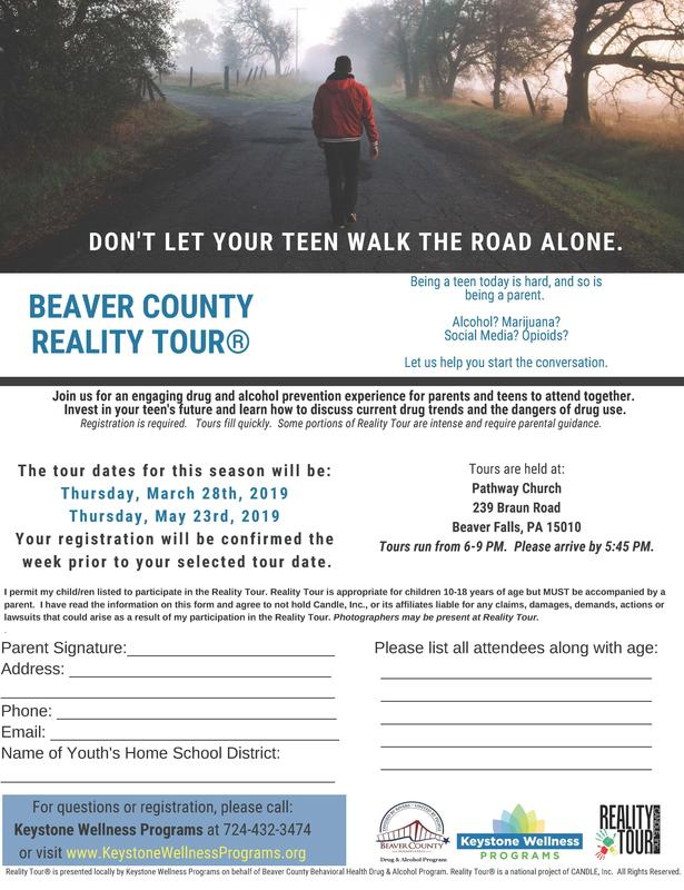 March 28-Keystone Wellness Program invites Parents and Teens for an engaging drug and alcohol prevention experience. Featured Photo