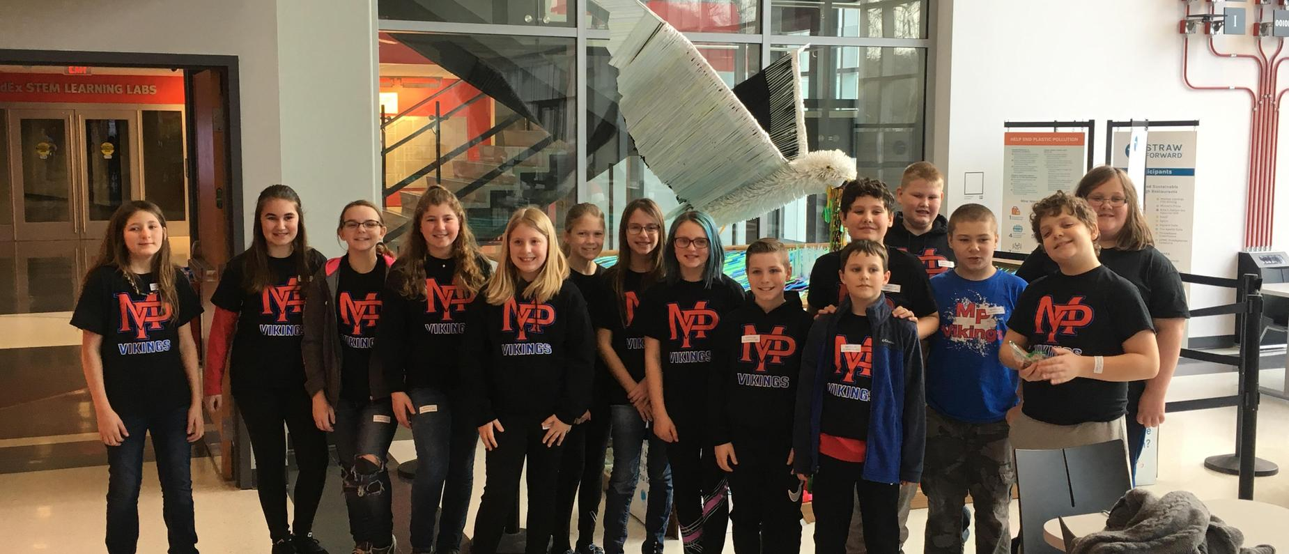 Fifth Grade Field Trip to Carnegie Science Center