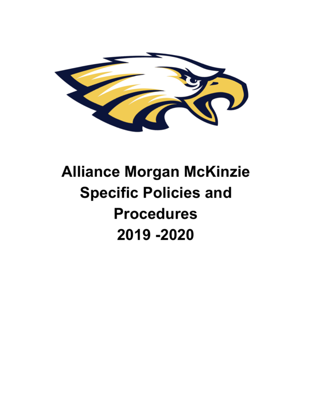 Student Handbook Specific Policies and Procedures Thumbnail Image