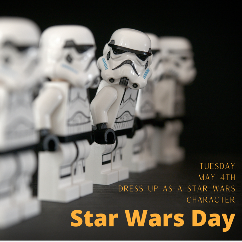 Star Wars Day May 4th Featured Photo