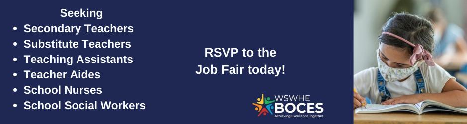 Job Fair for teachers
