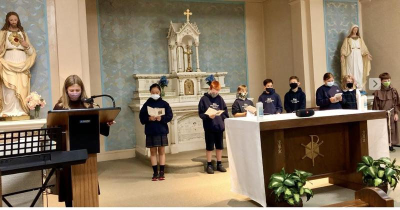 MAA Celebrates the Feast of St. Francis. Featured Photo