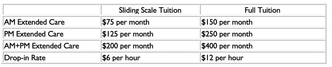EC Rates