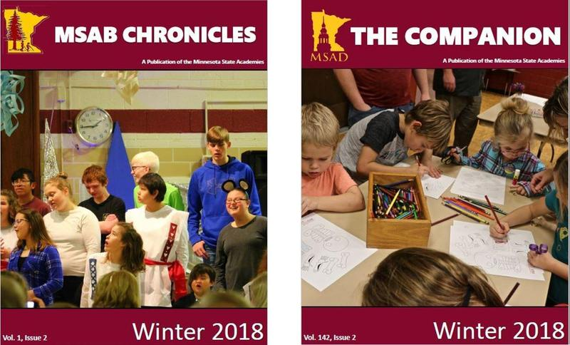 Check Out Our School Newsletters! Thumbnail Image