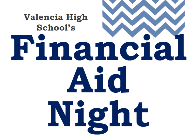 Financial Aid Night: December 12, 2018 @ 6:00PM Thumbnail Image