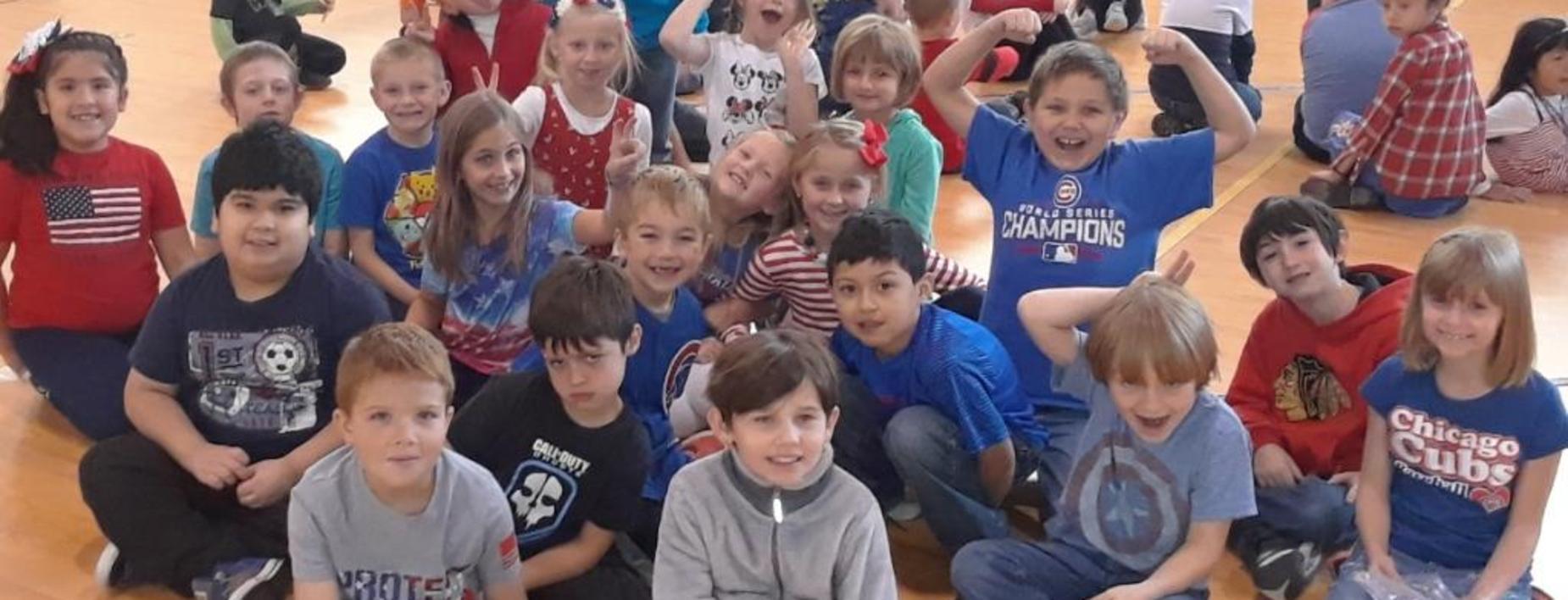 fun in 2nd grade