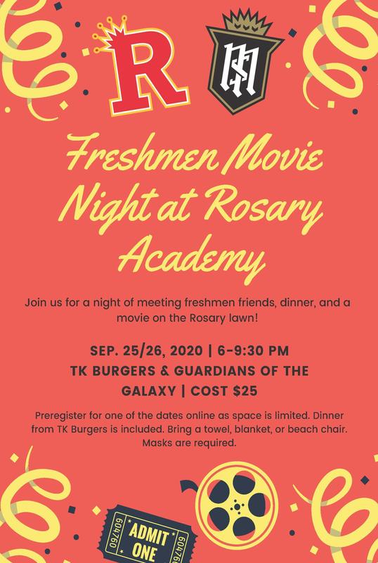 Freshman Picnic and Movie Night! Featured Photo