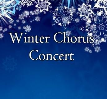 Forest Park Winter Chorus Concert Wednesday 1/9/2019 2:45 PM and 6:30 PM Featured Photo