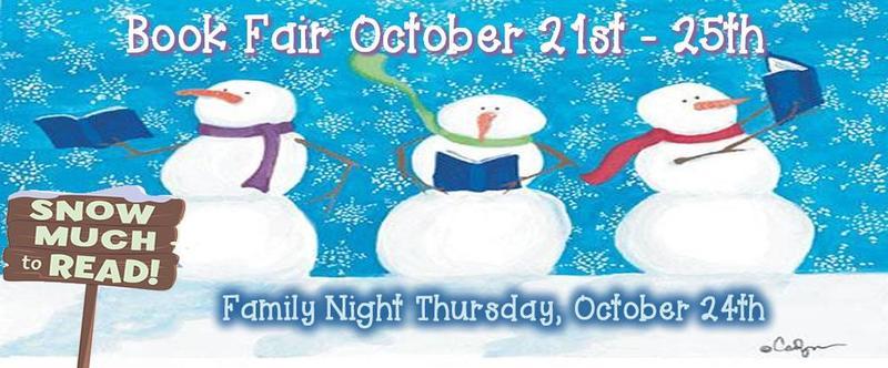 Snow Much to Read Book Fair! Thumbnail Image