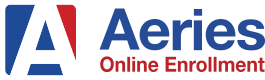 Aeries Online Enrollment