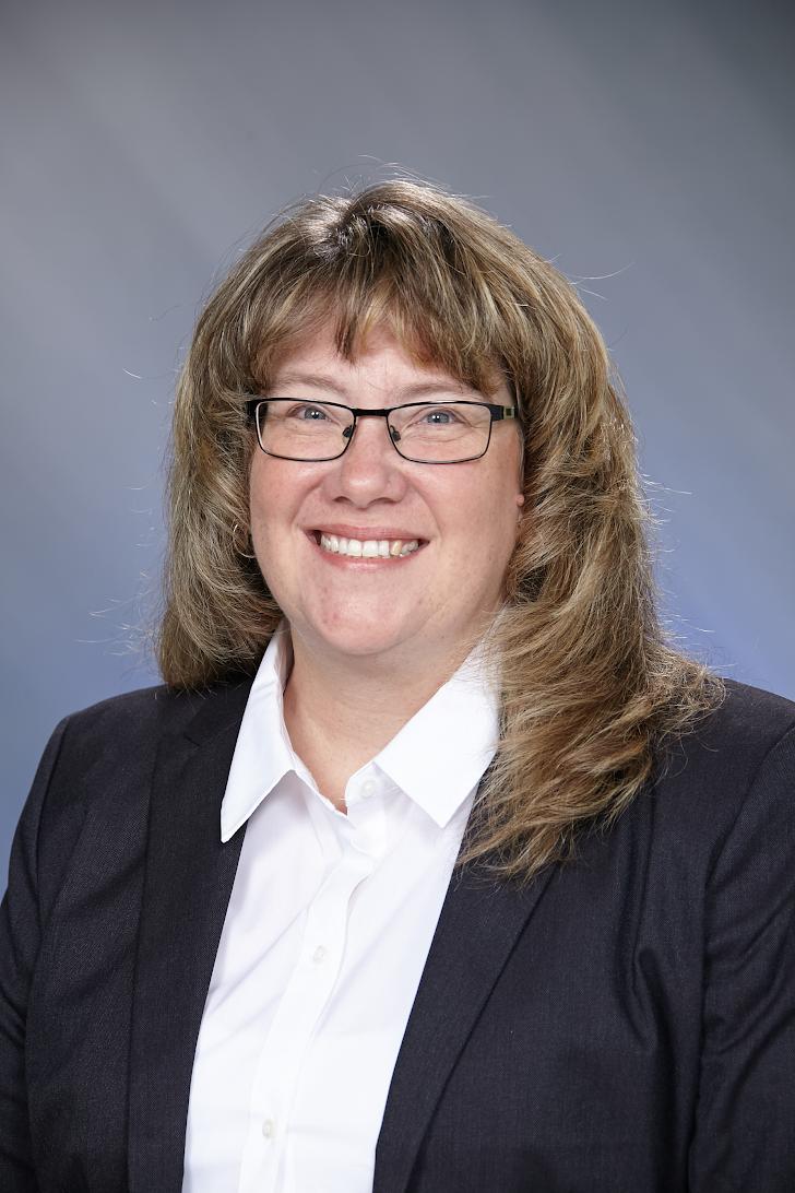 Dr. Gina Zietlow, Assistant Superintendent