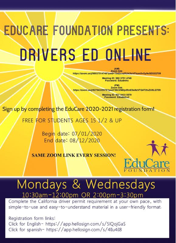 Educare Presents: Drivers ED Online Featured Photo