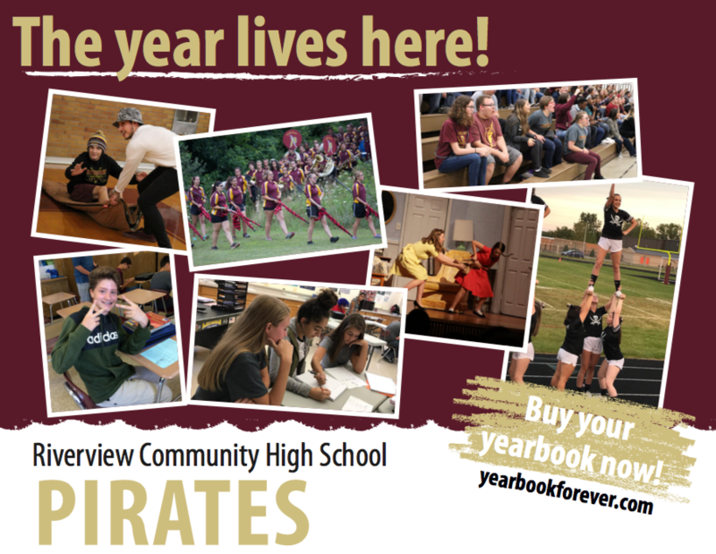 2019 Yearbooks Featured Photo