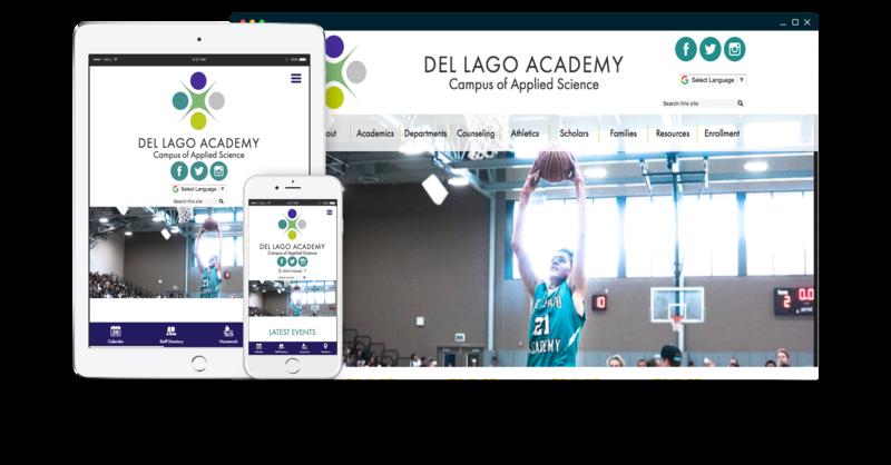Del Lago Academy Campus of Applied Science