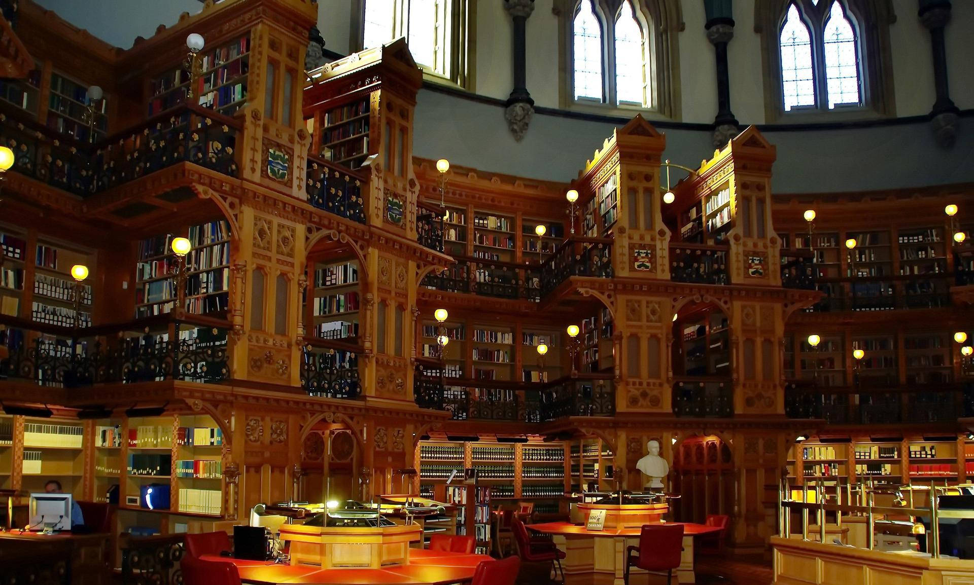Library of Congress, Ottawa