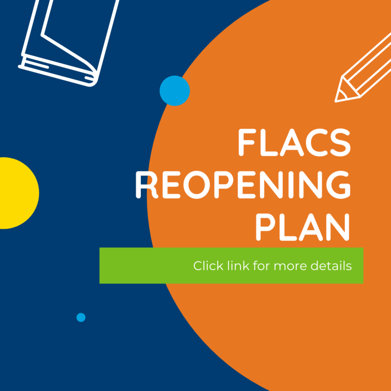 FLACS Reopening Plan Featured Photo