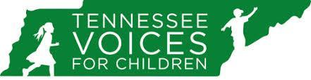 Logo for Tennessee Voices for Children Advocacy Group