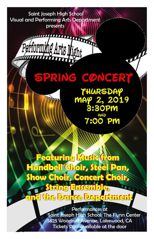 Spring Concert is coming! Thumbnail Image