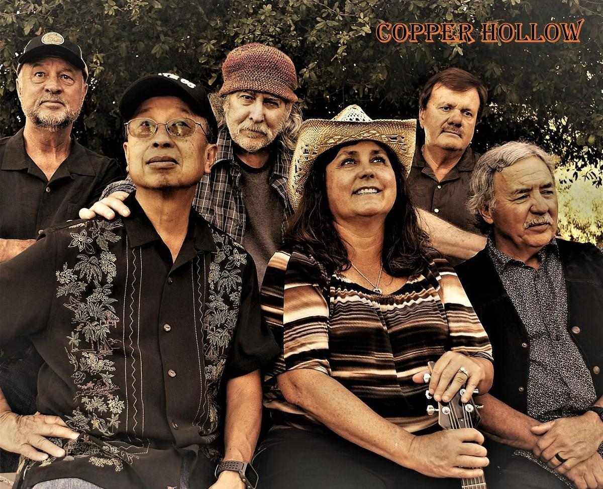 Copper Hollow Band Promo