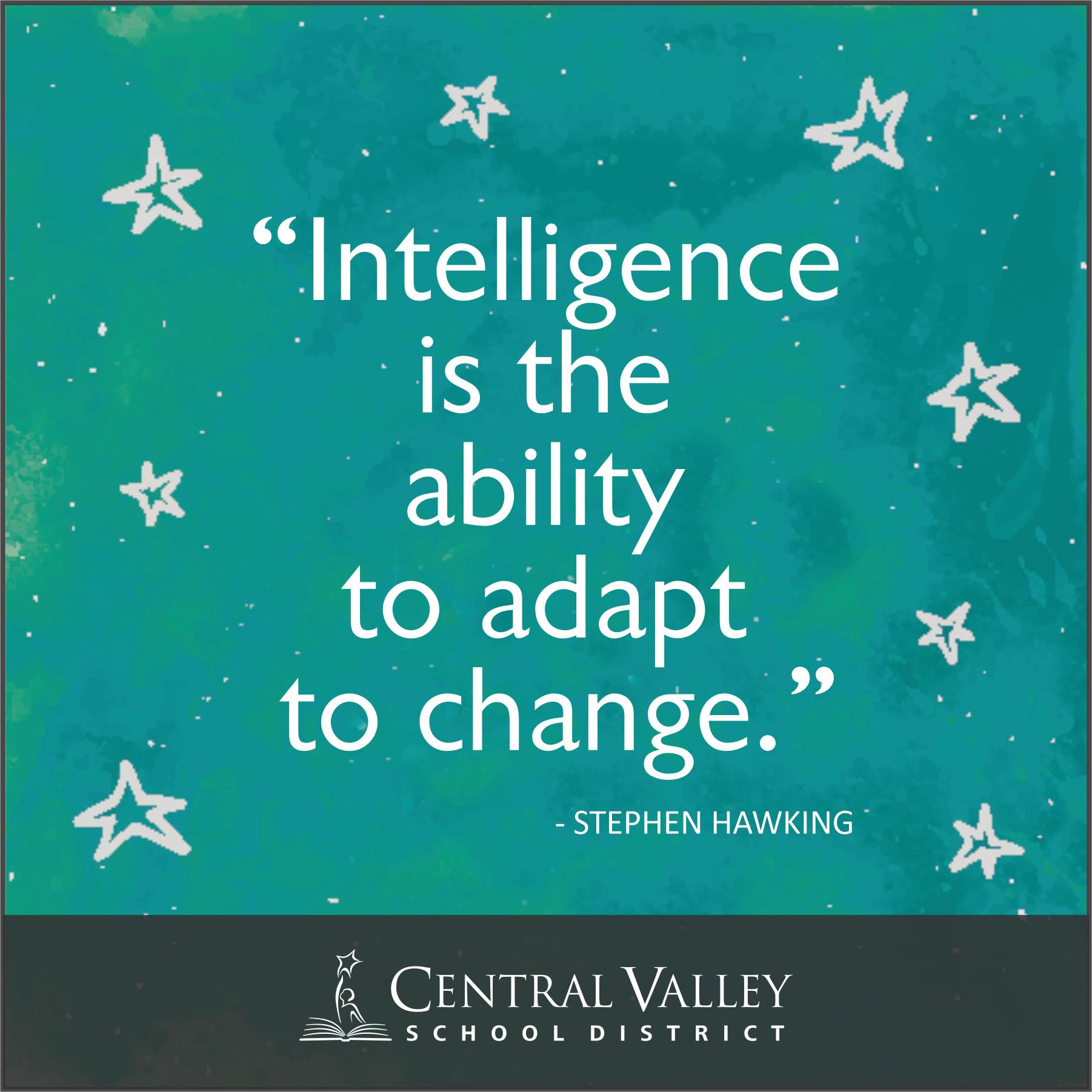 Intelligence graphic