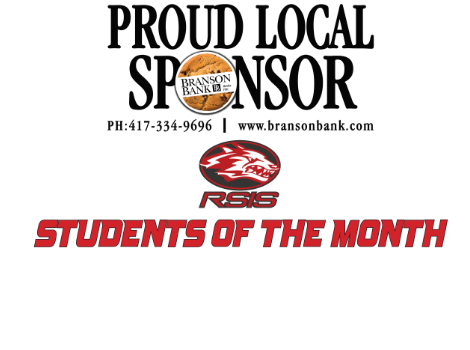 student of the month logo
