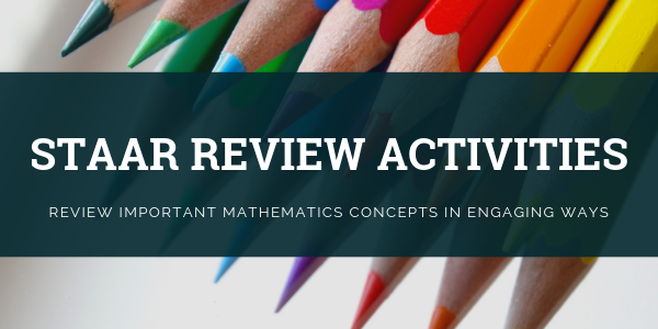 Grade 8 STAAR Review Activities - Programs & Services