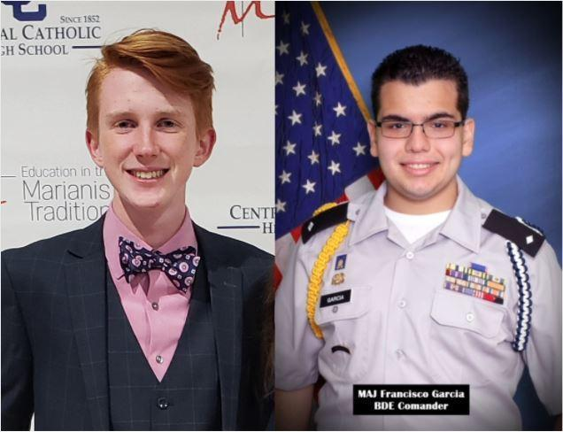 Ian Doran and Francisco Garcia named as Commended Students in the 2021 National Merit Scholarship Program Featured Photo