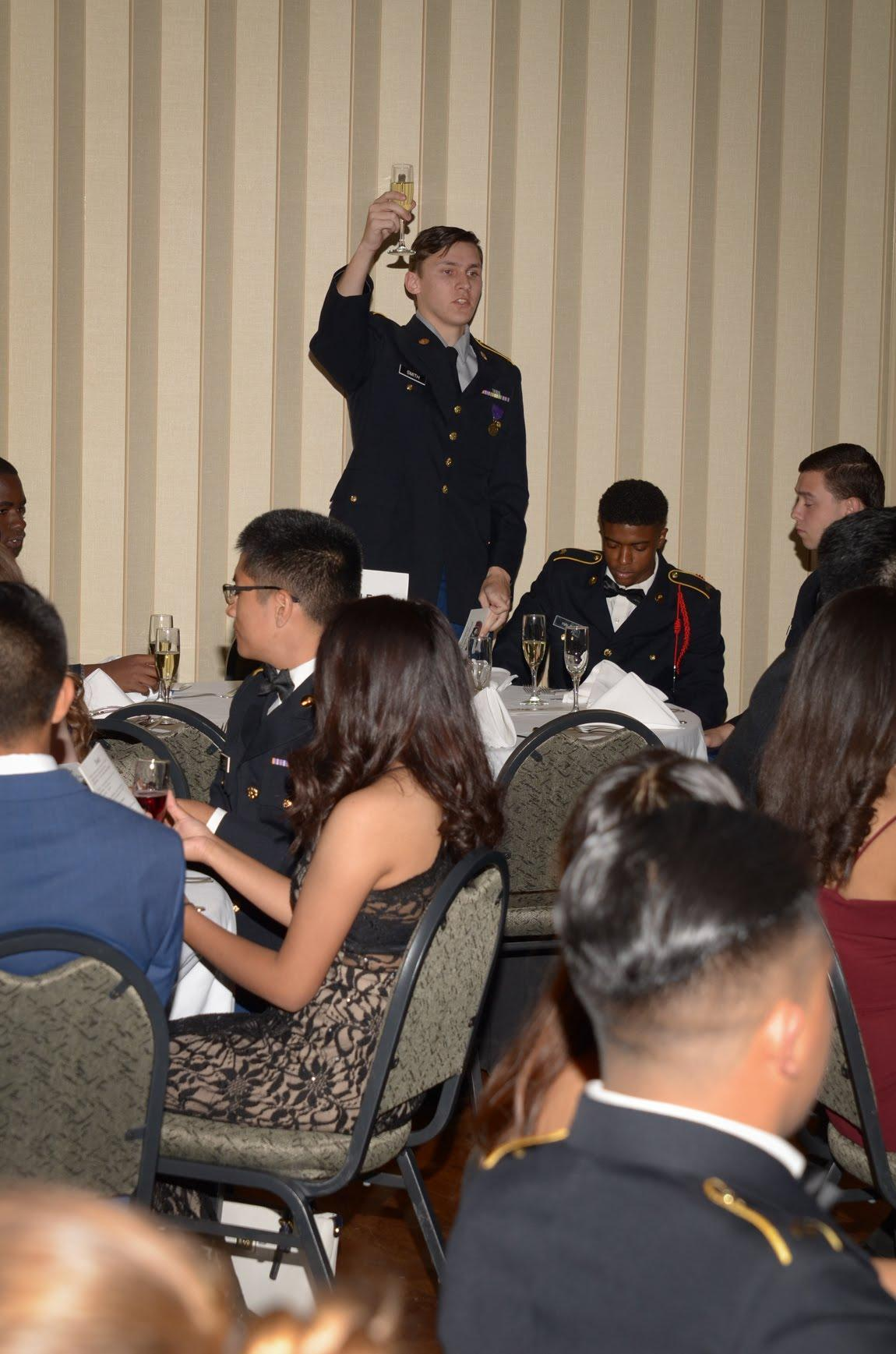 Toast to the Army