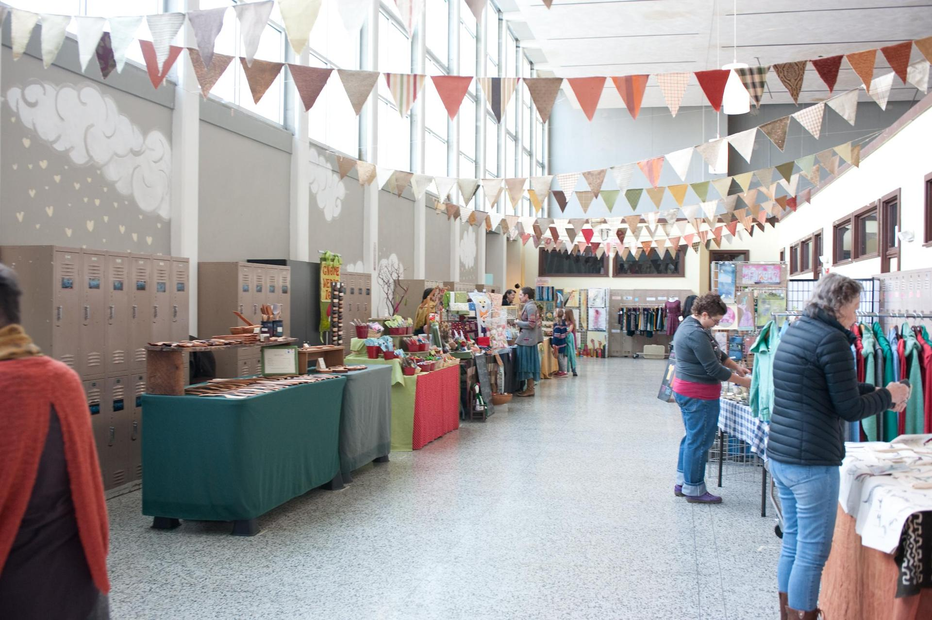 vendors in upper school