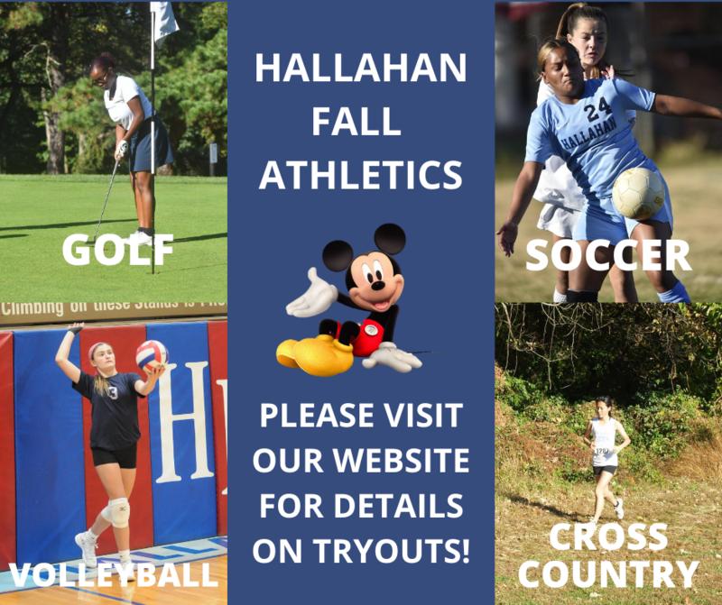 Hallahan Fall Athletics!!! Featured Photo
