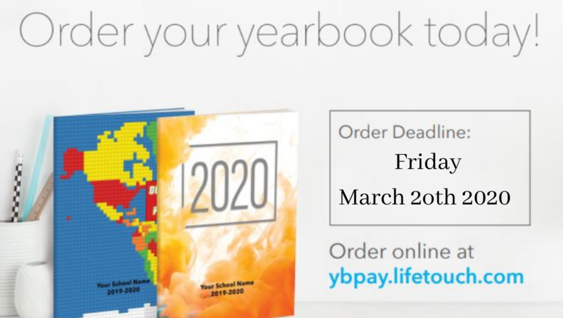 Yearbooks Now On Sale Featured Photo