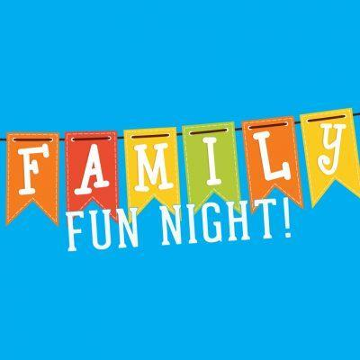 Family Fun Nights are NOW Scheduled!! Featured Photo