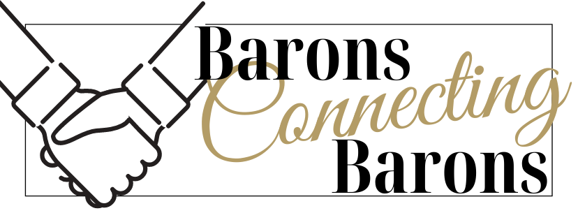Barons Connecting Barons Logo