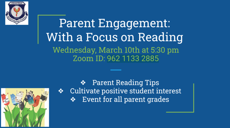 flyer parent engagement