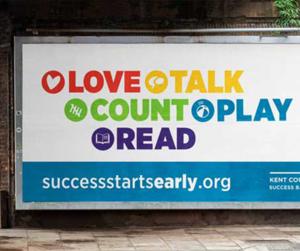 Success Starts Early Billboard