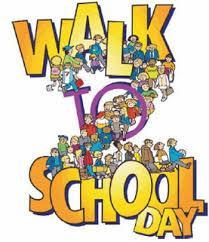Walk at School Day