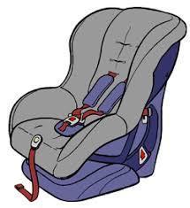 clip art of car seat