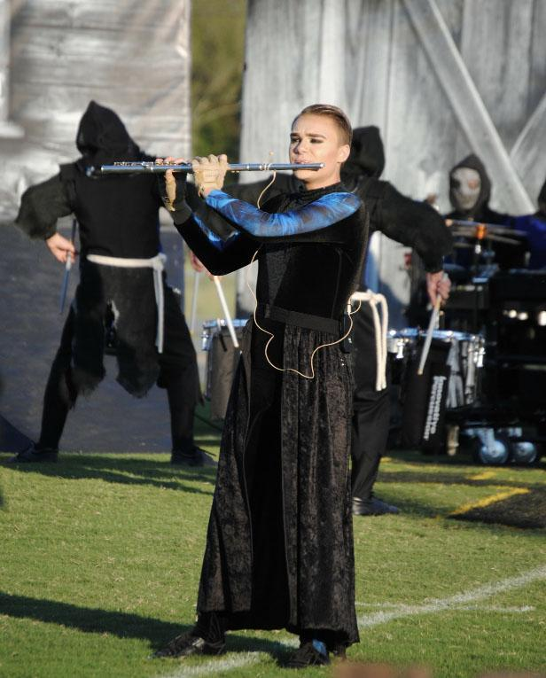 Sycamore High School band