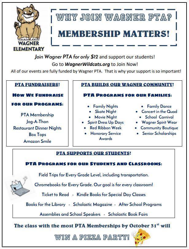 Membership Flyer