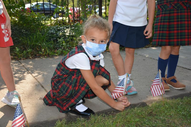 St. Barnabas Remembers 9/11/01 Featured Photo