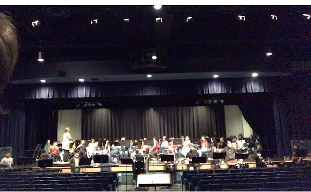 The ENTIRE Band rehearsing our Grand Finale!