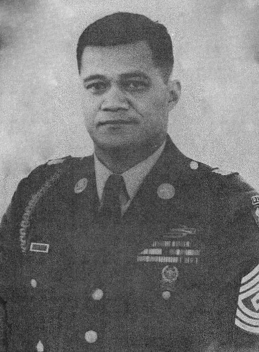 Sgt. Solomon Photo