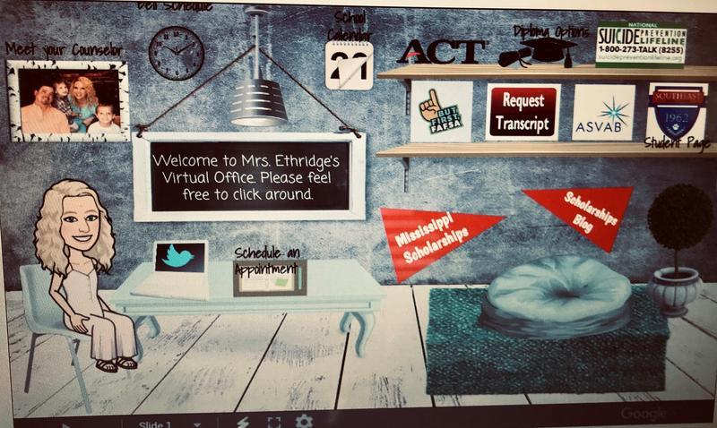 Virtual Classroom Screenshot