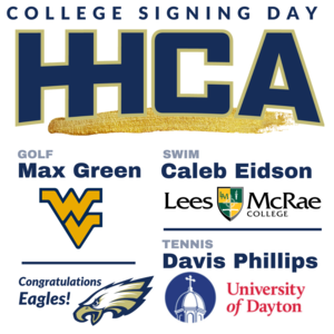 College Signing Day HHCA
