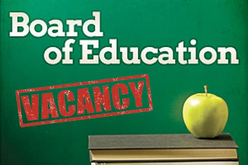 School Board Application (English & Spanish) Thumbnail Image