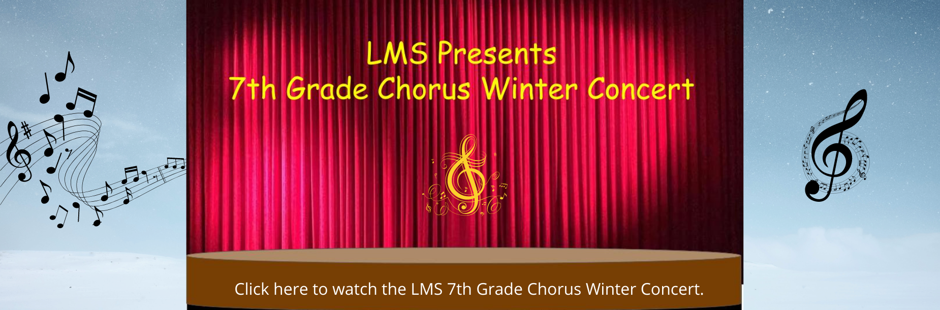 7th grade chorus winter chorus concert link