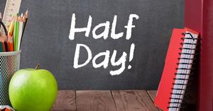 half-day for students