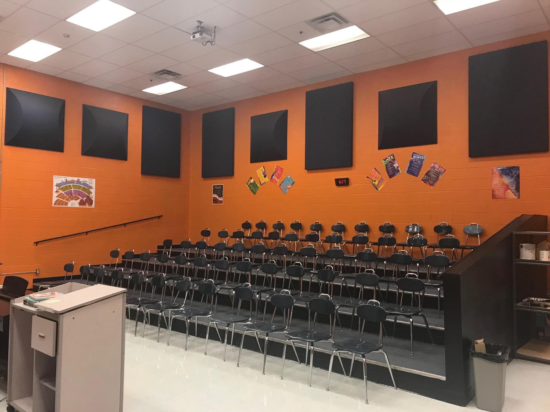 BHS Choir Room